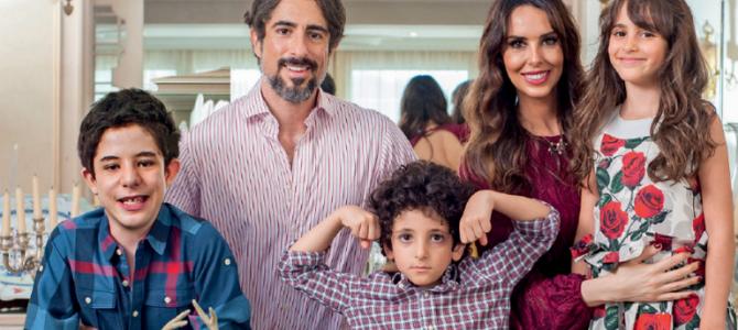 """""""O plano de Jesus Cristo para a gente é a família"""", diz Marcos Mion"""